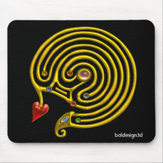HYPER LABYRINTH MOUSE PAD