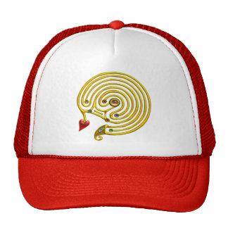 HYPER LABYRINTH TRUCKER HAT