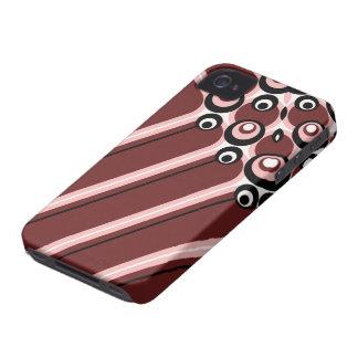 Hyper modern abstract design iPhone 4 case