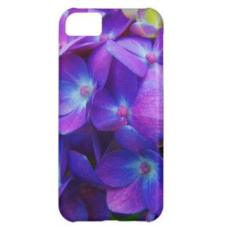 Hyper-Purple Hydrangea iPhone 5C Covers