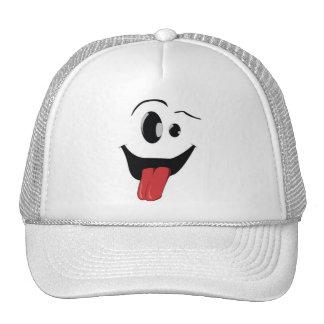 Hyper Smiley Hat
