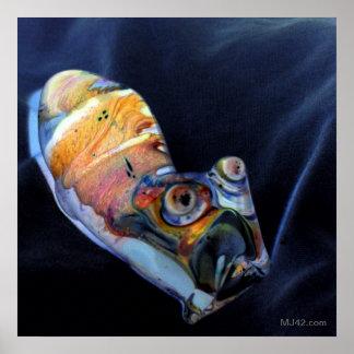 Hyper Snail Vortex Poster