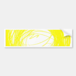 Hyper Soleil Bumper Sticker
