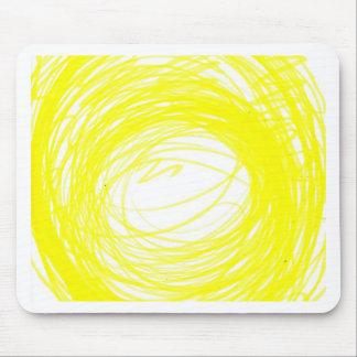 Hyper Soleil Mouse Pad