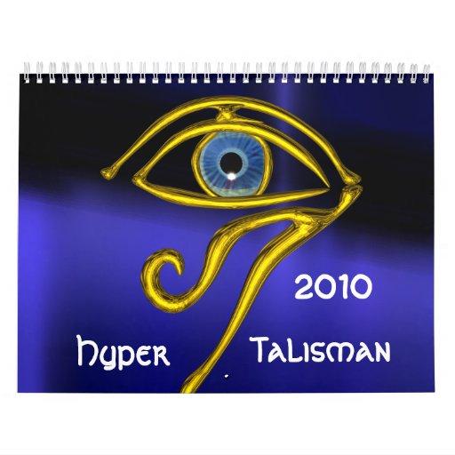 HYPER TALISMAN 2010 CALENDAR