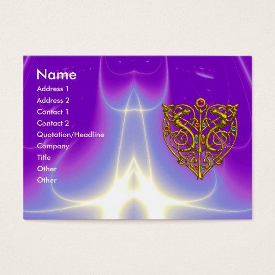 HYPER VALENTINE BUSINESS CARD