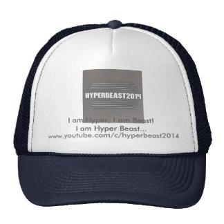 "Hyperbeast2014 ""I am Hyper"" Hat (Trucker Hat)"
