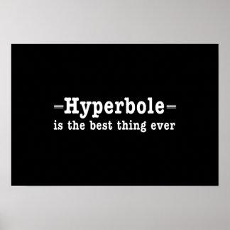 Hyperbole Poster