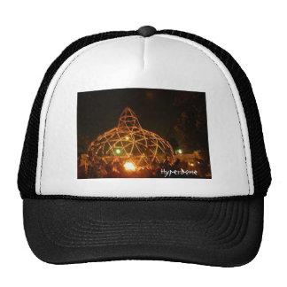 HyperDome Hat at Nite