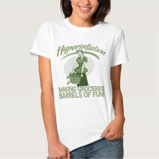 Hyperinflation T-Shirt