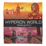 HYPERION WORLD SCIENCE FICTION Scifi Bandana