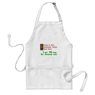 Hypermiler Coast Anticipate Start Adult Apron