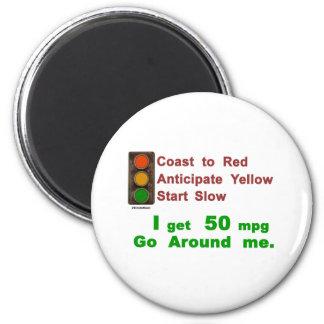 Hypermiler Coast Anticipate Start Magnet