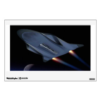 Hypersonic Cruise Vehicle Room Decal