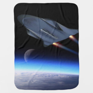Hypersonic Cruise Vehicle Receiving Blanket