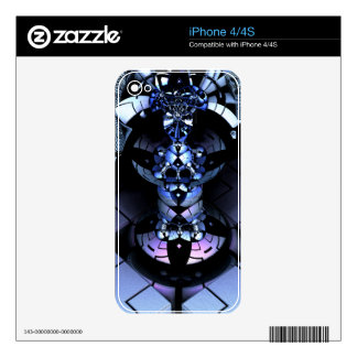 hypersonic relay dish phone skin iPhone 4 skins