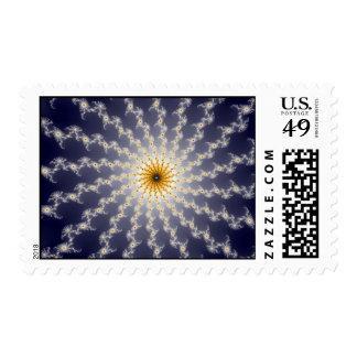 Hyperspace - Fractal Stamp