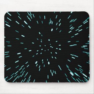 Hyperspace Mouse Pad