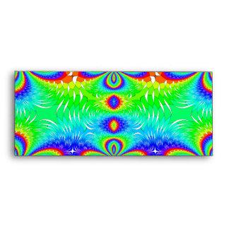 Hyperspace Rainbow Envelopes