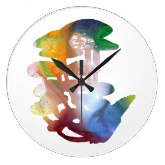 Hypholoma fasciculare large clock
