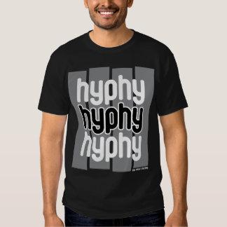 Hyphy Grey Tshirts