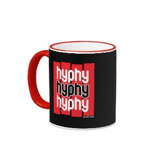 Hyphy Red Ringer Coffee Mug