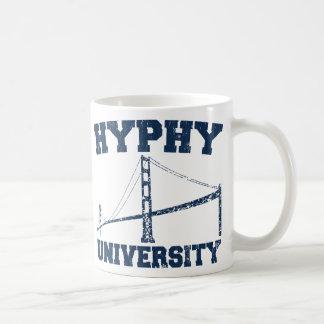 Hyphy University yay area Classic White Coffee Mug