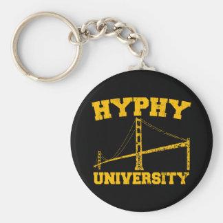 Hyphy University yay area Keychain