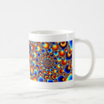 Hypn0sis - Fractal Art Coffee Mug