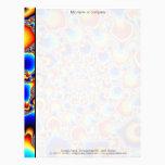 Hypn0sis - Fractal Art Letterhead