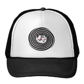 Hypno-Cat Trucker Hat