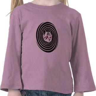 Hypno-Gato Camisetas