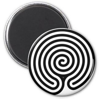 Hypno Labyrinth Magnet Hypnosis Gifts