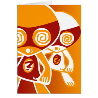 Hypno Mascot Cards