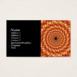Hypno orb business card