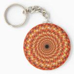 Hypno Orb - Fractal Keychain