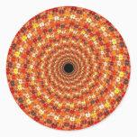 Hypno Orb - Fractal Sticker