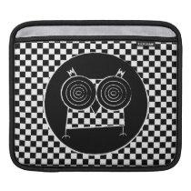 Hypno Owl iPad Sleeve