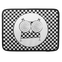 Hypno Owl Macbook Pro MacBook Pro Sleeve