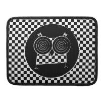 Hypno Owl Macbook Pro Sleeve For MacBook Pro