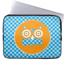 Hypno Owl Neoprene Laptop Sleeve