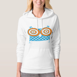 Hypno Owl Pullover Hoodie
