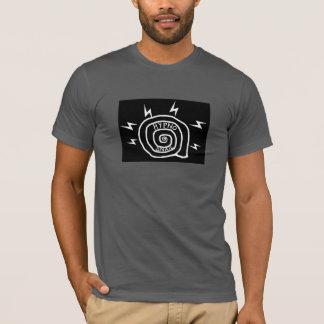 Hypno Snail Shell T-Shirt (reverse transfer)