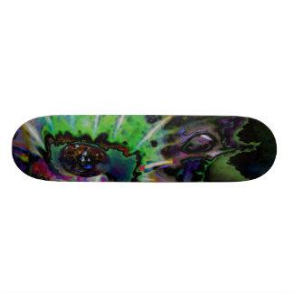 Hypnofluid Raw Digital Art Skateboard