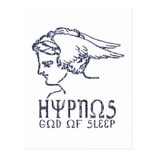 Hypnos Postcard