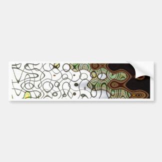 Hypnose Bumper Sticker