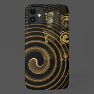 Hypnosis Abstract Art Case-Mate iPhone Case