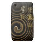 Hypnosis Abstract Art iPhone 3G / 3GS iPhone 3 Cases