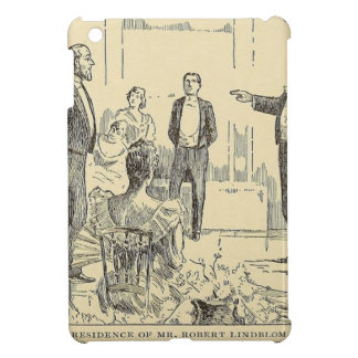 Hypnosis Drawing iPad Mini Case