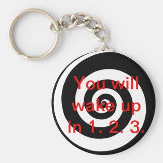 Hypnosis Keychain
